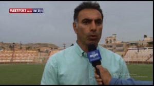 فیلم/نفت مسجدسلیمان ۴-۰ راه آهن