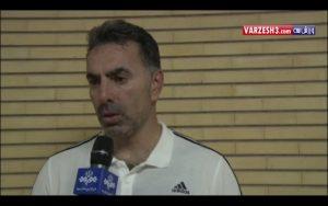 ویدیو/نفت مسجدسلیمان ۳-۰ماشین سازی