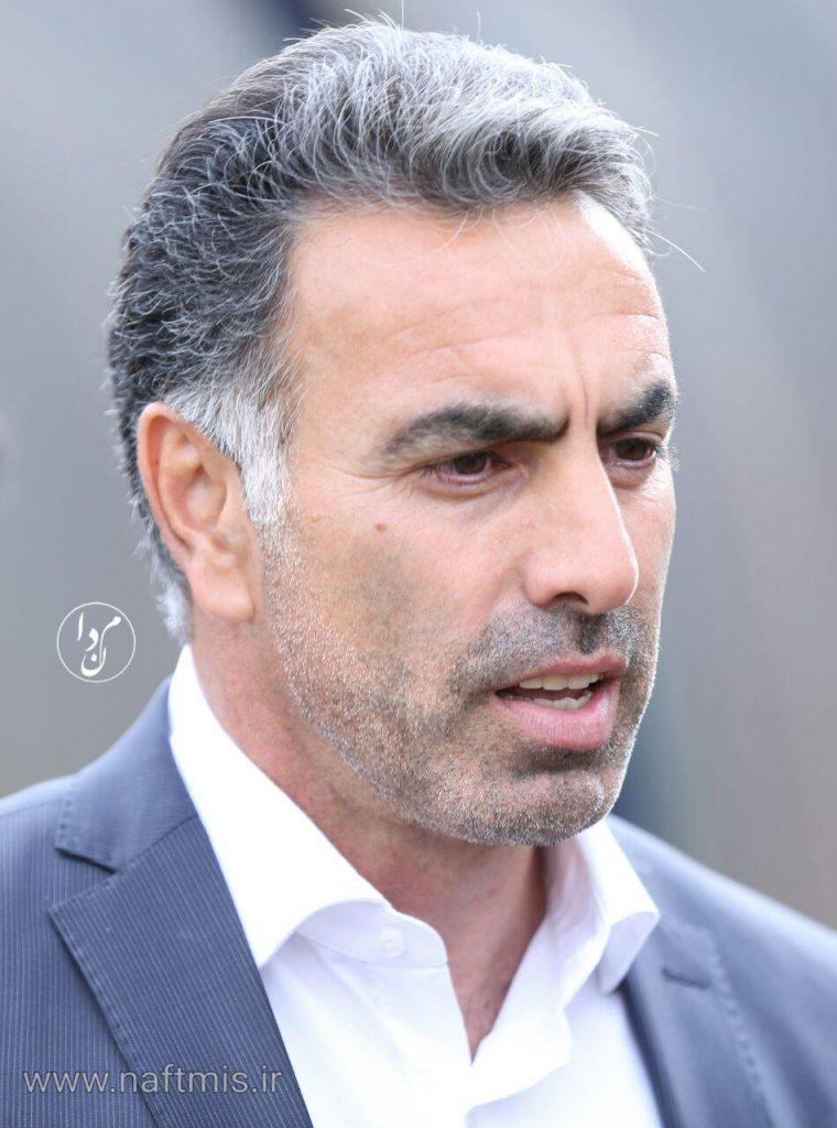 جلسه مدیرعامل با محمودفکری برگزار شد