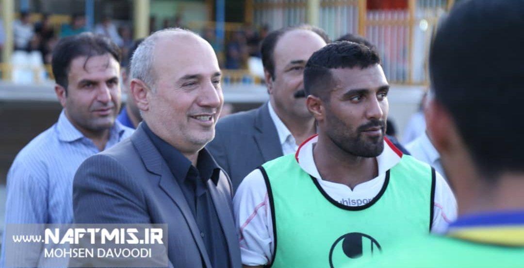 گزارش تصویری آخرین تمرین نفتی ها پیش از اردو شهرکرد