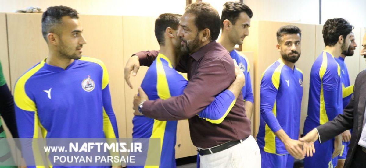 گزارش تصویری معارفه فیروز کریمی
