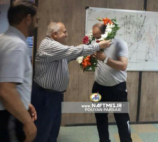 معرفی دستیار اول فیروز کریمی+تصاویر